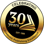Celebrating 30 Years of Acedemic Publishing Excellence