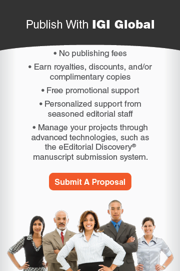 Submit A Proposal Igi Global